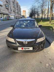 Санкт-Петербург Mazda6 2003
