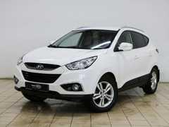 Тула Hyundai ix35 2012