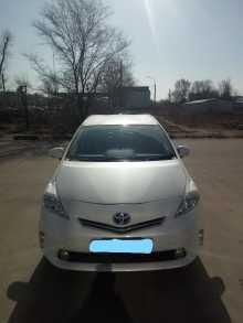 Воронеж Prius Alpha 2014