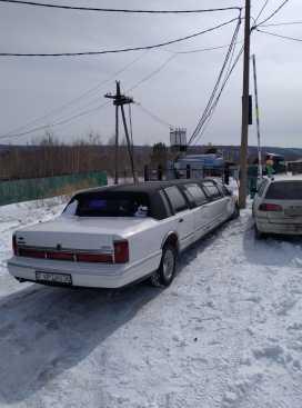 Иркутск Town Car 1996