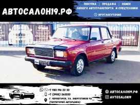 Черногорск 2107 2007