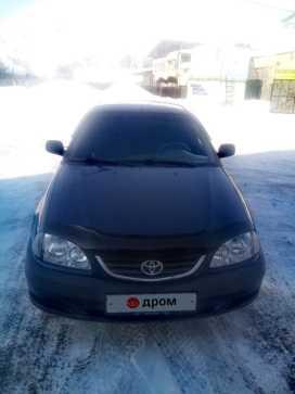 Горно-Алтайск Avensis 2001