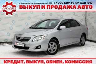 Кемерово Corolla 2007