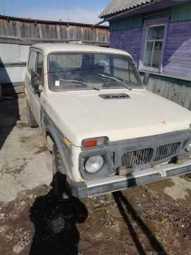 Лесозаводск 4x4 2121 Нива 1985