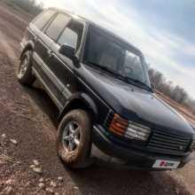 Братск Range Rover 2001