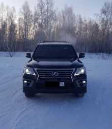 Омск LX570 2014