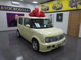 Свободный Nissan Cube 2003