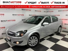Новосибирск Opel Astra 2011