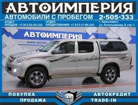 Красноярск Hilux Pick Up 2010