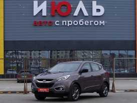 Екатеринбург ix35 2015