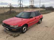Октябрьское Corolla 1988