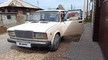 Рубцовск 2107 1987