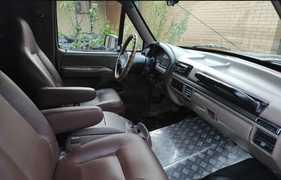Грозный Bronco 1992