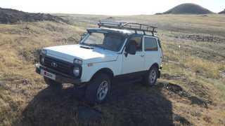 Орск 4x4 2121 Нива 2001