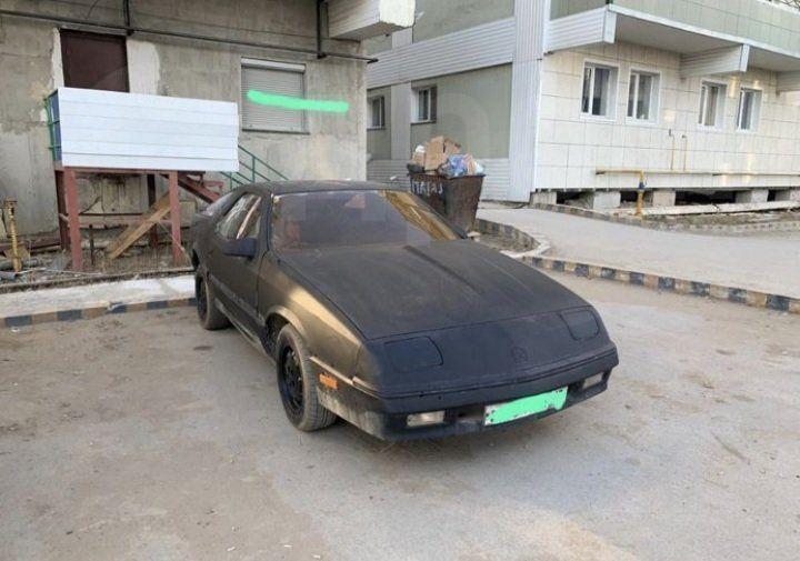 Dodge Dakota 1988