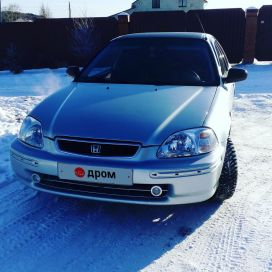 Киров Honda Civic 1997