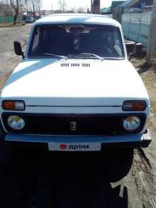 Старый Оскол 4x4 2131 Нива 2003