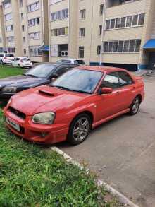 Барнаул Impreza WRX 2002