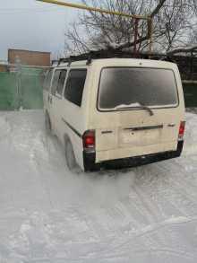 Новосибирск Bongo 1989