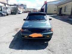Кызыл 2114 Самара 2011