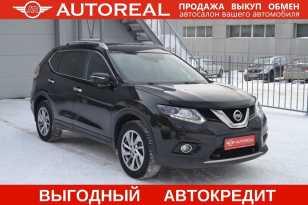 Новосибирск X-Trail 2017