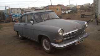 Гусиноозёрск 21 Волга 1970