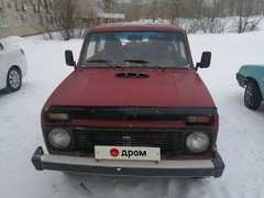 Железногорск-Илимский 4x4 2121 Нива 1994
