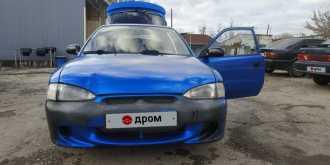 Симферополь Accent 1996