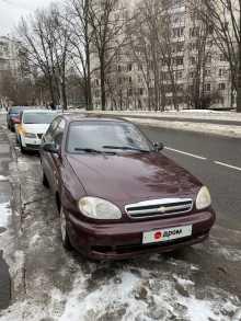 Москва Lanos 2008