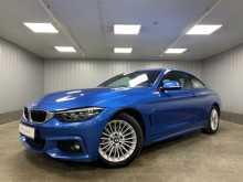 Москва BMW 4-Series 2018