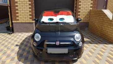 Нововоронеж Fiat 500 2014