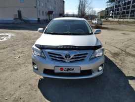 Кызыл Corolla 2011