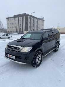 Сургут Hilux Pick Up 2011