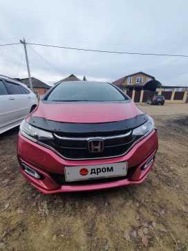 Новокубанск Honda Fit 2019
