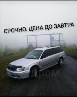 Новосибирск Subaru Legacy 2002