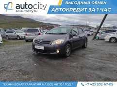 Владивосток Toyota Auris 2011