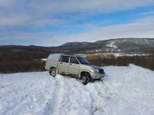 Белогорск Пикап 2012