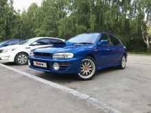 Екатеринбург Impreza WRX 1997