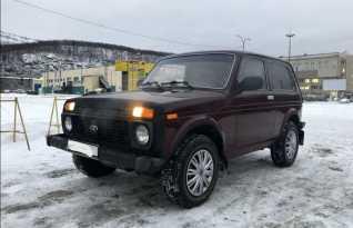Мурманск 4x4 2121 Нива 2011