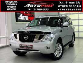 Красноярск Nissan Patrol 2012
