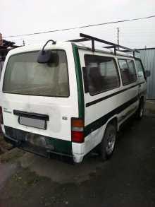 Абакан Caravan 1987