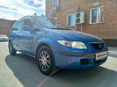 Омск Mazda Premacy 1999