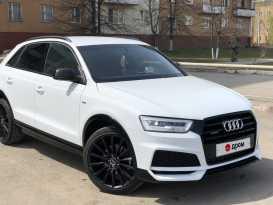 Кемерово Audi Q3 2018