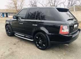 Сунжа Range Rover Sport