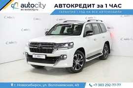 Новосибирск Land Cruiser 2021