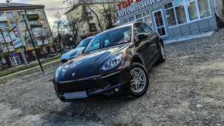 Екатеринбург Macan 2014