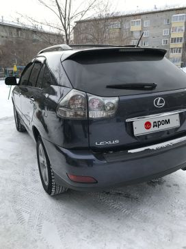 Улан-Удэ Lexus RX330 2003