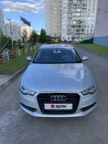 Москва A6 2012
