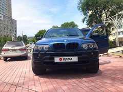 Владивосток BMW X5 2000