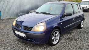 Петрозаводск Clio 2003